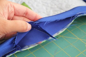 stitch together binding
