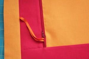 tuck in ribbon