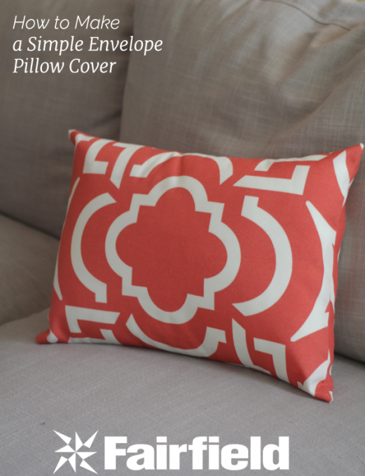 Simple Envelope Pillow Cover