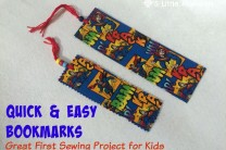 Quick and Easy Bookmarks