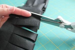 cut fringe finger width