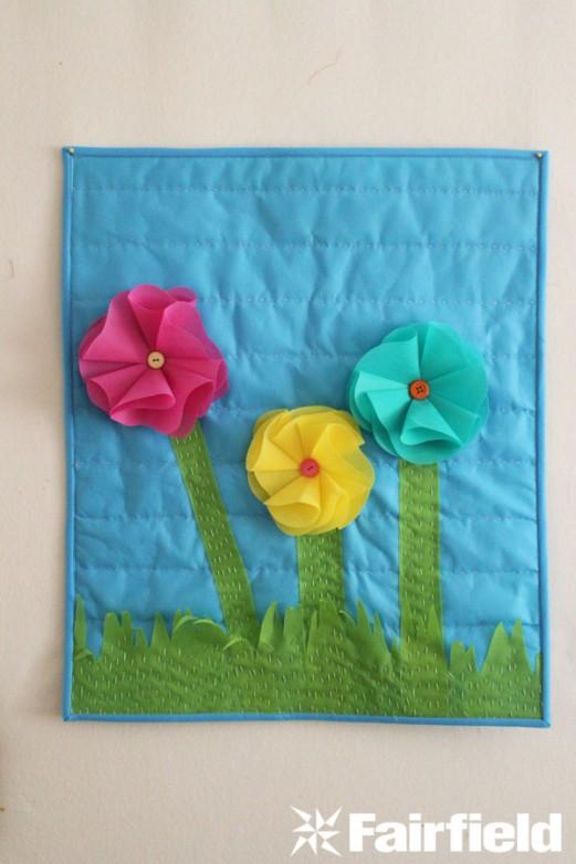 Oly*Fun Mini Quilt