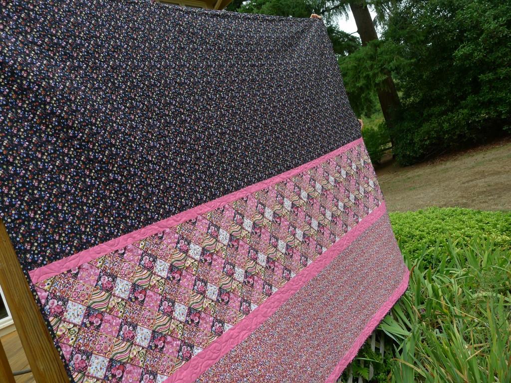 065 border quilt