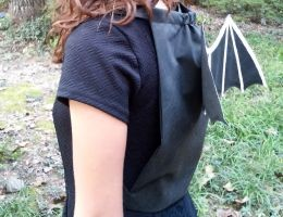 BAT WINGS BACKPACK 11