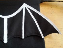 BAT WINGS BACKPACK 12