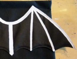 BAT WINGS BACKPACK 4