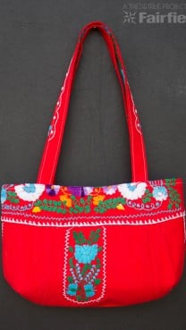 Mexican Repurposed Purse