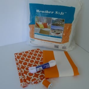 001 Velcro Backed Pillows- Supplies