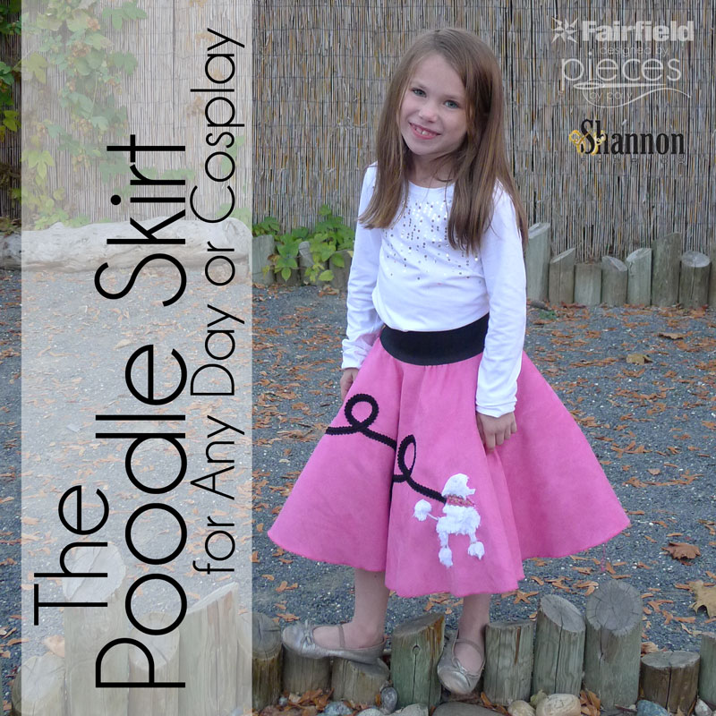 Poodle Skirt and Petticoat