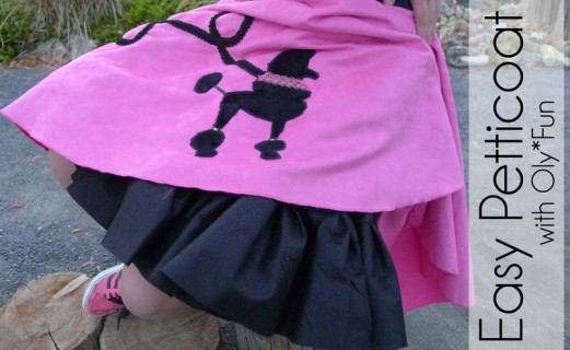 Easy Petticoat with Oly*Fun