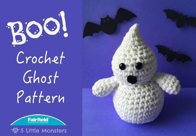 Amigurumi Halloween 2018 Ghost Keychain Crochet | Duszek na ... | 520x750