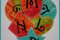 Fusible Quilt Patches with Stiffen2