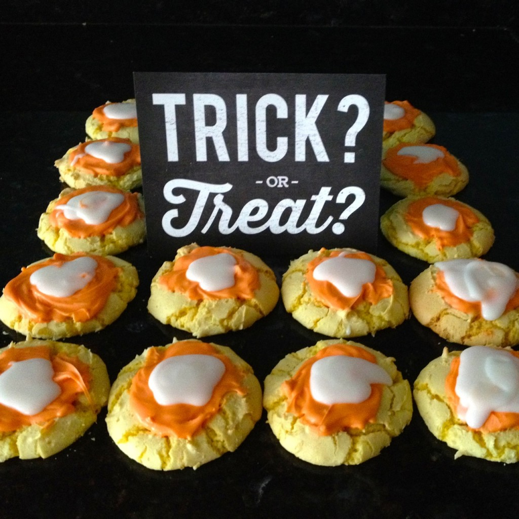 SQ CG Candy Corn Cookies