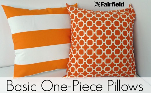 Basic One Piece Pillow Covers