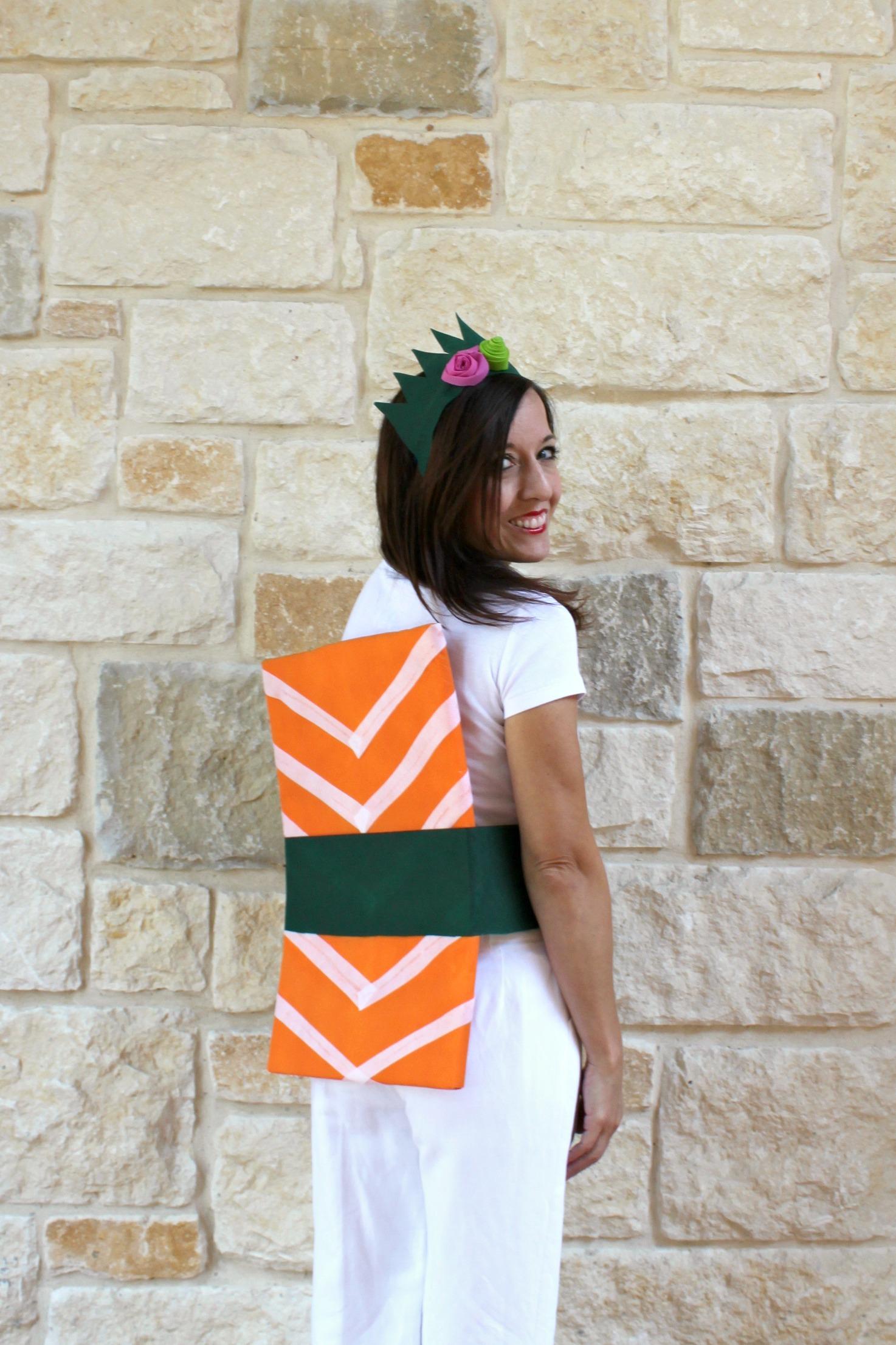 Sashimi Sushi Roll: Easy DIY Halloween Costume - Fairfield World ...