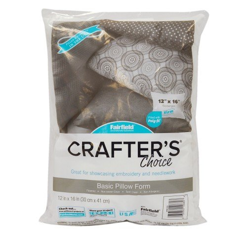 Crafter's Choice® Pillow 12″ x 16″