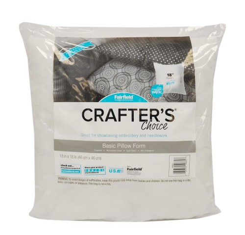 Crafter's Choice® Pillow 18″ x 18″