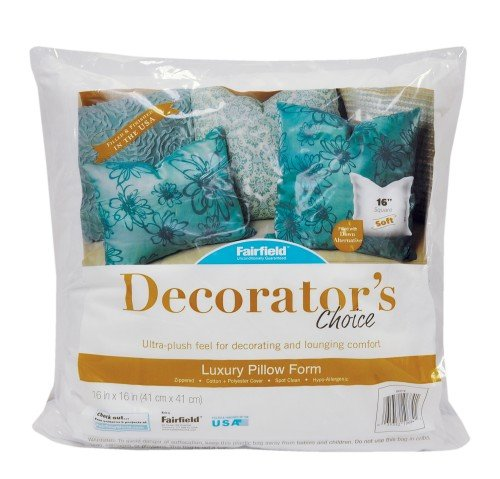 Decorator's Choice Pillow 16″ x 16″