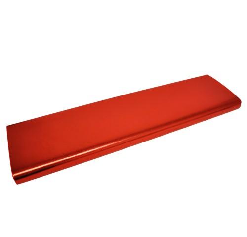 Oly-Fun® Metallic 10 Yard Bolt Red