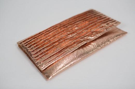 Rose Gold Metallic oly*fun Clutch