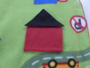011 Easy Fleece Car Blanket