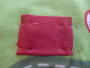 012 Easy Fleece Car Blanket