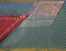 Metallic OlyFun Reusable Gift Bag and Tag 10