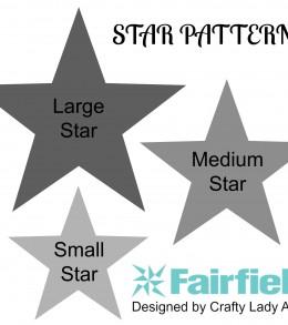 STAR PATTERNS 1