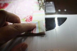 fold binding back