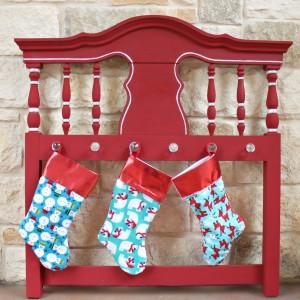 quick stockings christmas