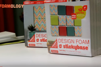 How to make fabric wall tiles with Soft Design Foam