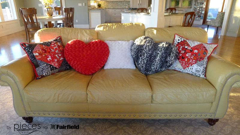 Valentine-Pillows
