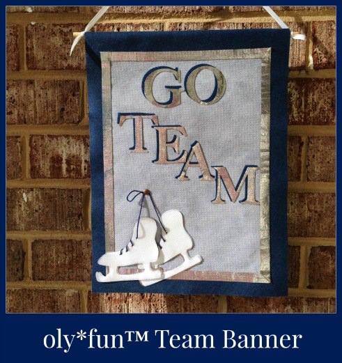 oly*fun™ Team Banner
