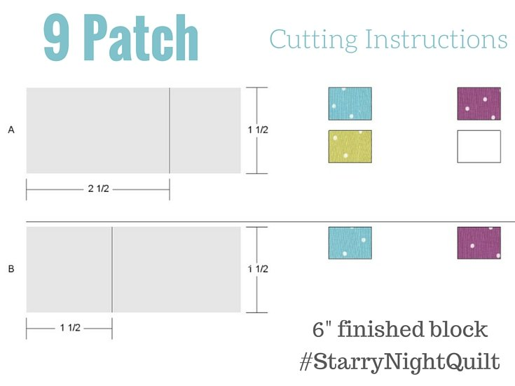 9 Patch Cutting Instructions
