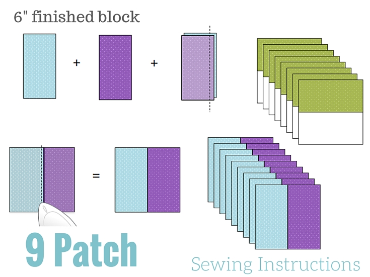 9 Patch Sewing 1