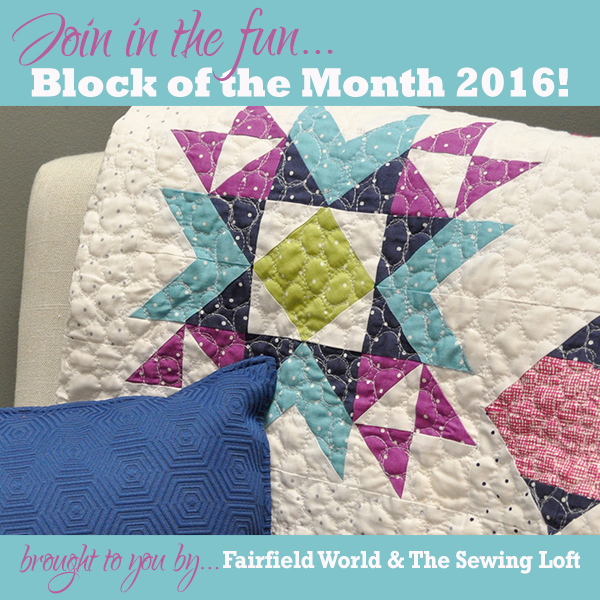 BOM 2016 block of the month