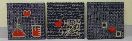 Geeky Valentine Art