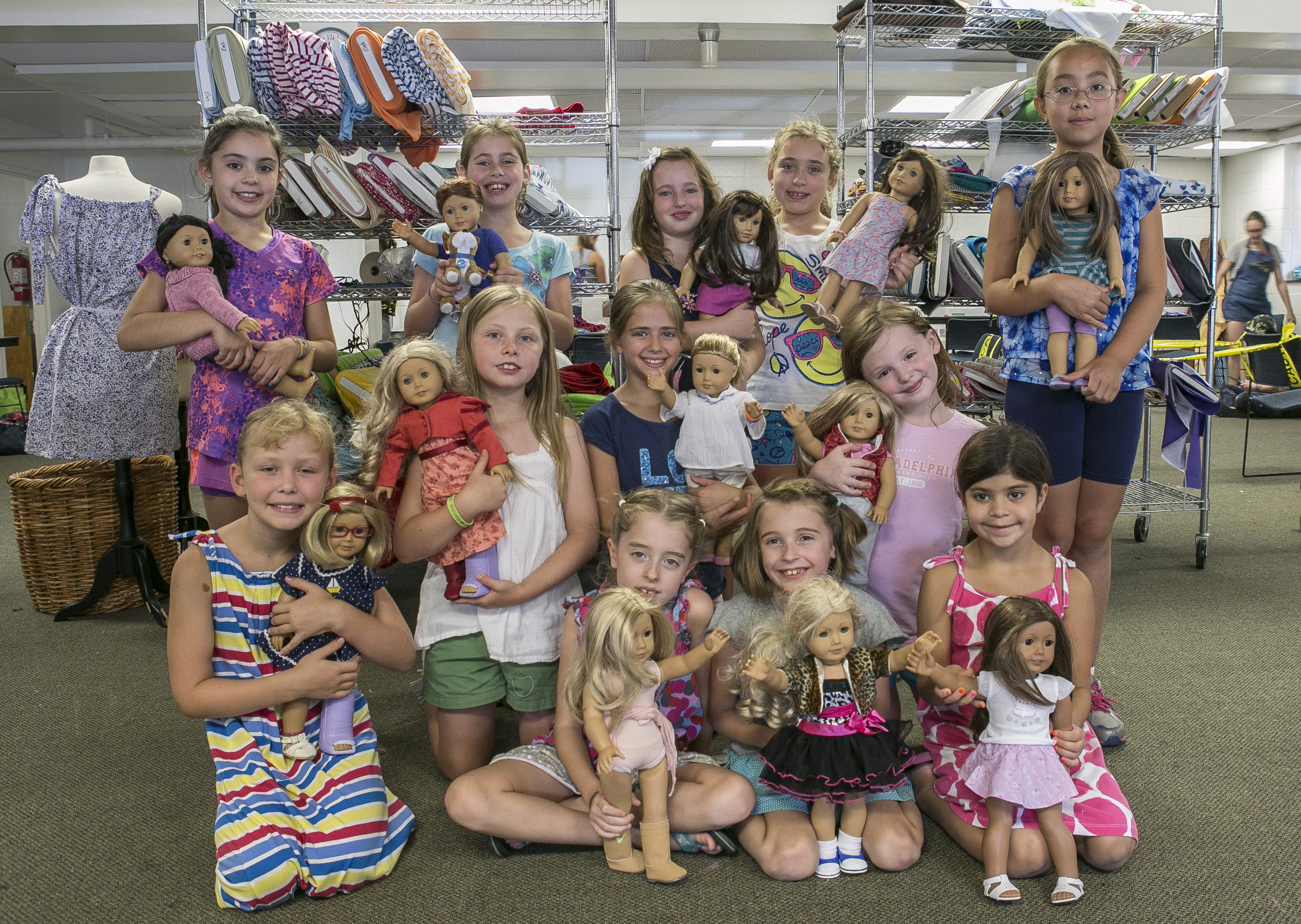 Glamorize Your Doll Camp 1
