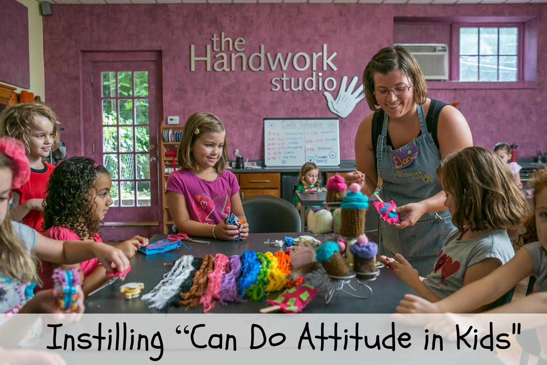 Handwork Day Camp 4
