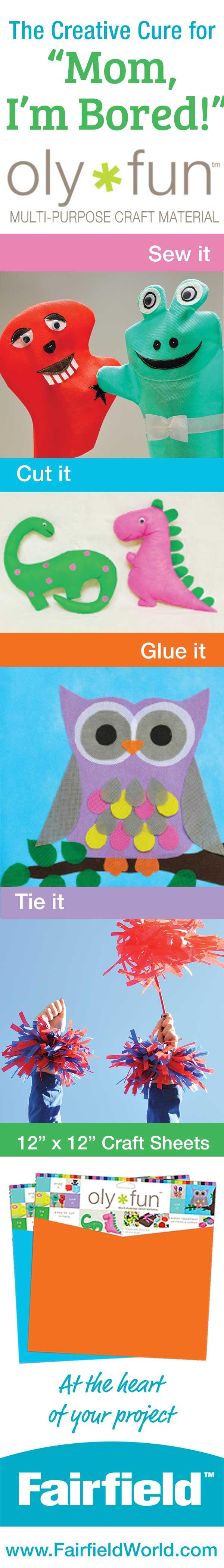 Olyfun craft ideas for pinterest