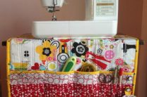 Sewing Machine Accessory Mat