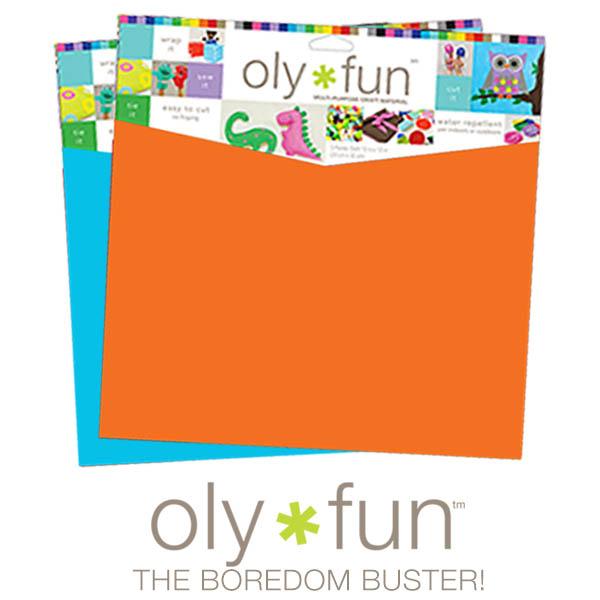 olyfun craft sheet singles boredom buster