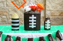 Football Themed Party Crafts