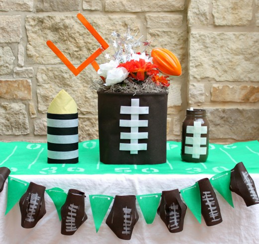 Football Party Crafts