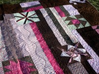 Long arm quilting terms and techniques