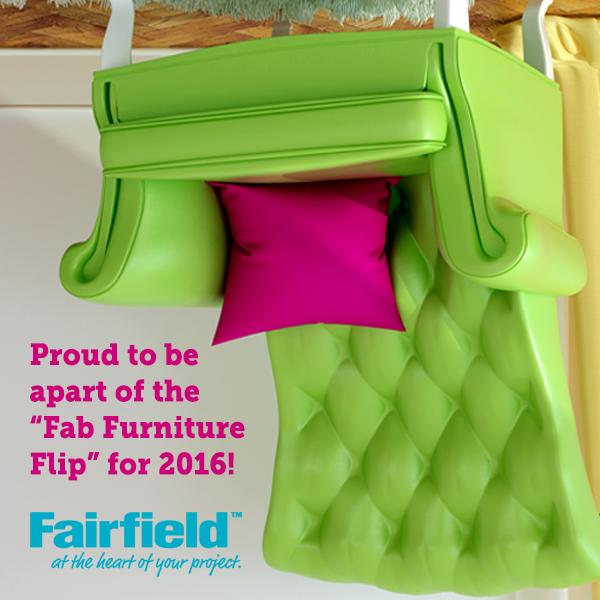 Flipped furniture