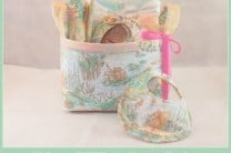 Ultimate DIY Baby Shower Basket