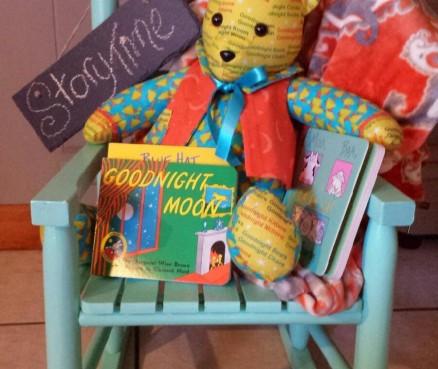 Gramma's Simon Bear Project