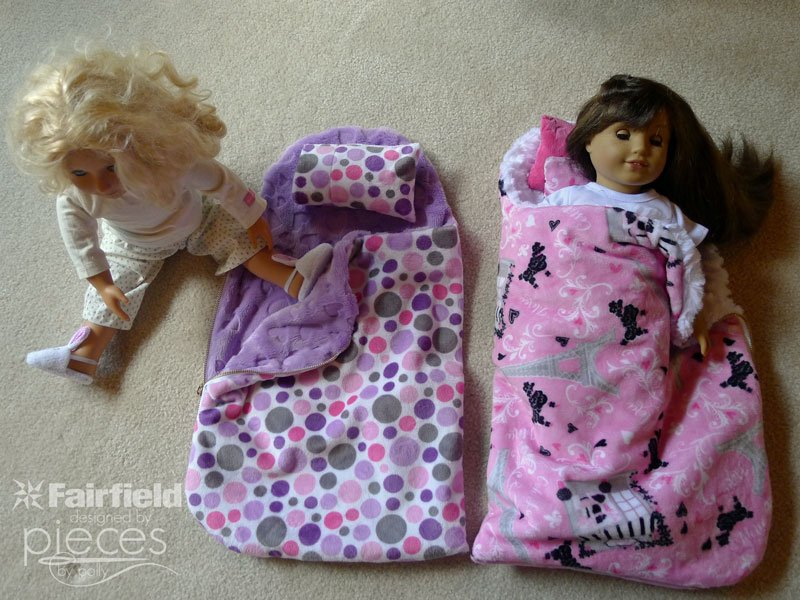 181-Doll-Sleeping-Bags