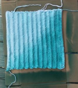 Crochet Pillow 3